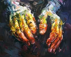 paul wright hands